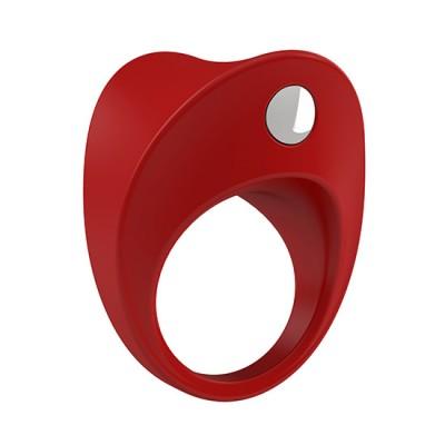 Anillo para el pene OVO B11 Rojo