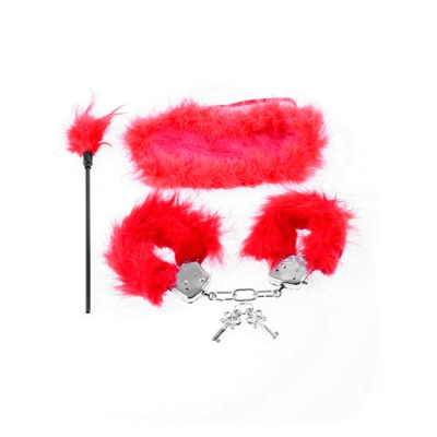 KIT fantasías plumas FETISH FANTASY