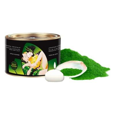 Sales de baño aromatizadas Flor de loto Shunga