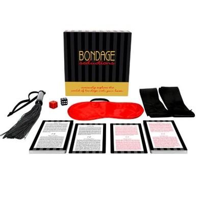 Bondage Seductions Explora el mundo del Bondage Kheper Games