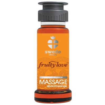 CREMA DE MASAJE  FRUITY LOVE Albaricoque y Naranja 50ml