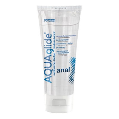 Lubricante anal 100 ml