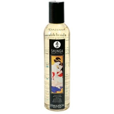 Aceite de masaje erótico estimulante