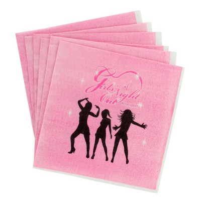 Pack 6 servilletas despedida de soltera