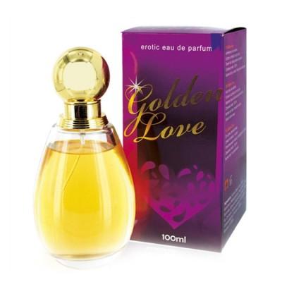 Perfume erótico para mujer GOLDEN LOVE