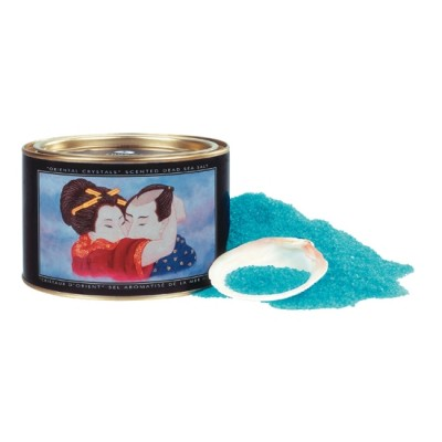 Sales de baño aromatizadas Afrodisia Shunga