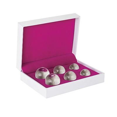 SET 6 Bolas chinas BEN WA BALLS distinto peso Cristal SHOTS