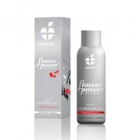 Aceite de masajea afrodisiaco provocacion Flower power SWEDE