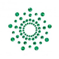 Cubre pezones verde MIMI