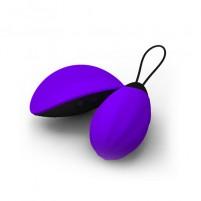 huevo vibrador control remoto Lila
