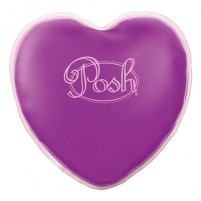 Masajeador posh warm heart CALIFORNIA EXOTIC NOVELTIES Morado