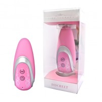 vibrador Discreet rosa